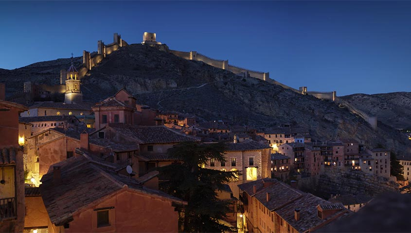 Albarracin Spain