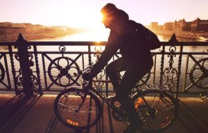 Riding a bike in the modern society and the reasons behind it