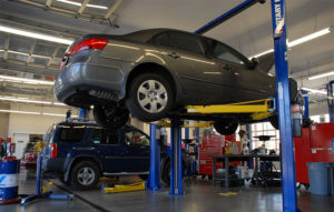 Finding the right car body repair centre