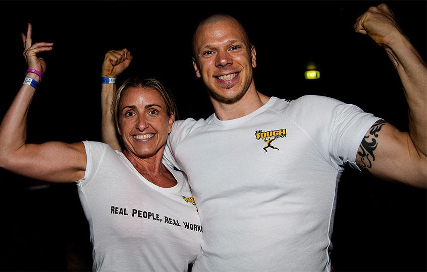 couple fitness bodybuilding