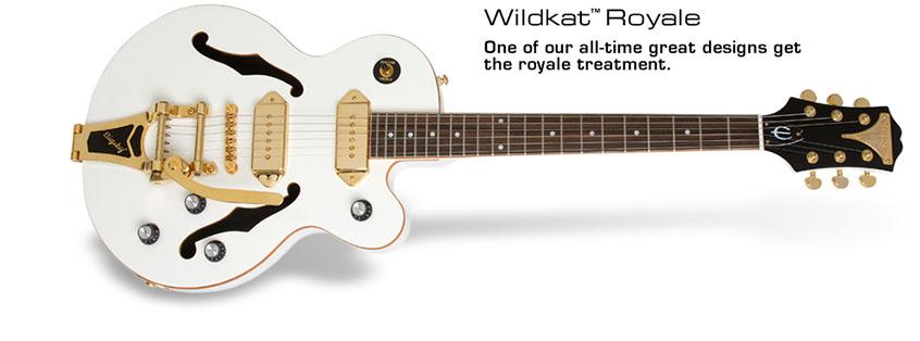 Epiphone Wildkat Royale