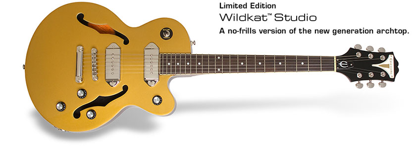 Epiphone Wildkat Studio Limited Edition