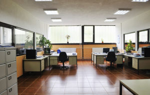 The importance of office design for improving productivity